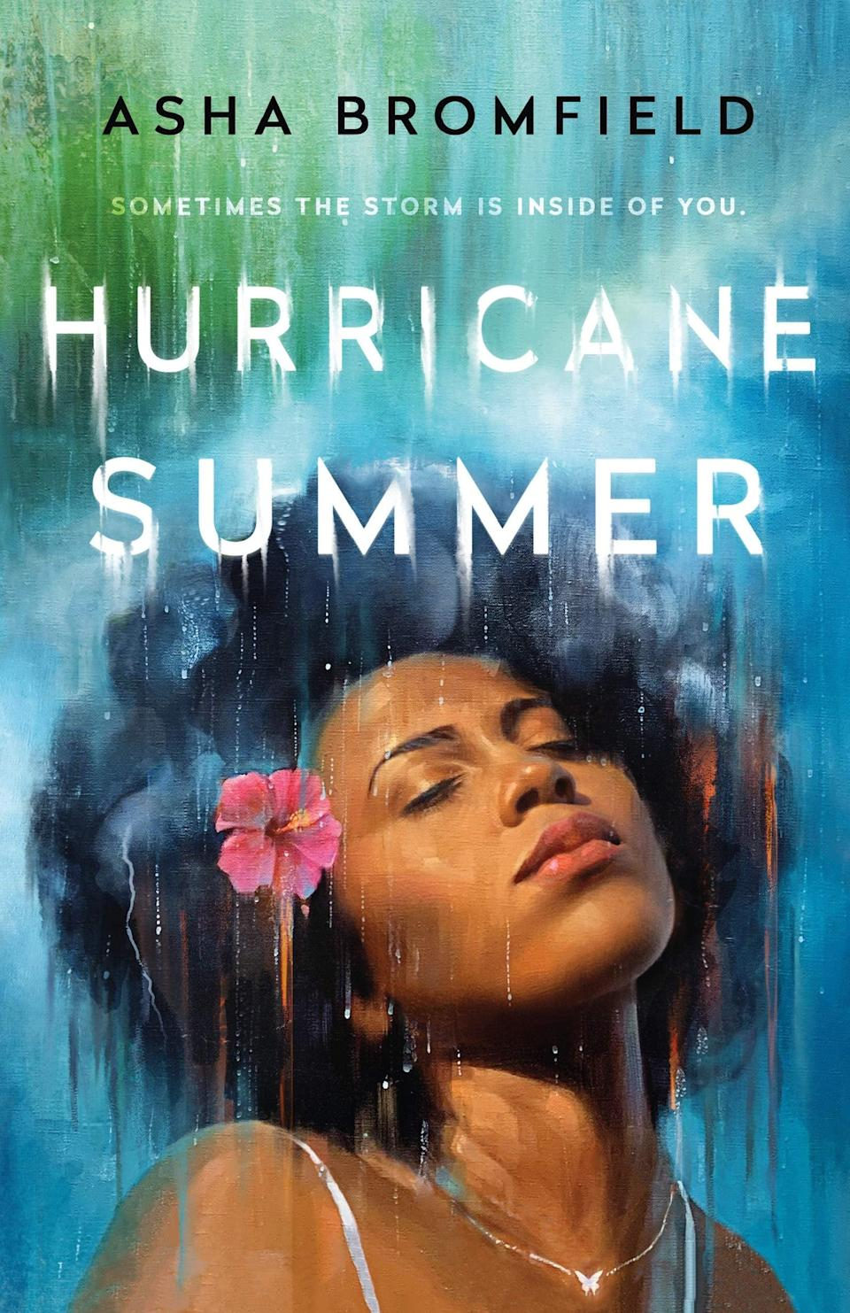 """<p><a href=""""https://www.popsugar.com/Riverdale"""" class=""""link rapid-noclick-resp"""" rel=""""nofollow noopener"""" target=""""_blank"""" data-ylk=""""slk:Riverdale""""><strong>Riverdale</strong></a> actor Asha Bromfield's first novel is already receiving rave reviews - and for good reason. <span><strong>Hurricane Summer</strong></span> is a moving and insightful portrait of modern issues surrounding race and classism, as well as an emotional story about a fractured father-daughter relationship. For years, Tilla has wondered what her father's life in Jamaica is like, and now she'll have the entire summer to find out. What she doesn't expect is to find herself caught in a hurricane that will change her life and her relationship with her dad forever. </p> <p><em>Out May 4</em></p>"""