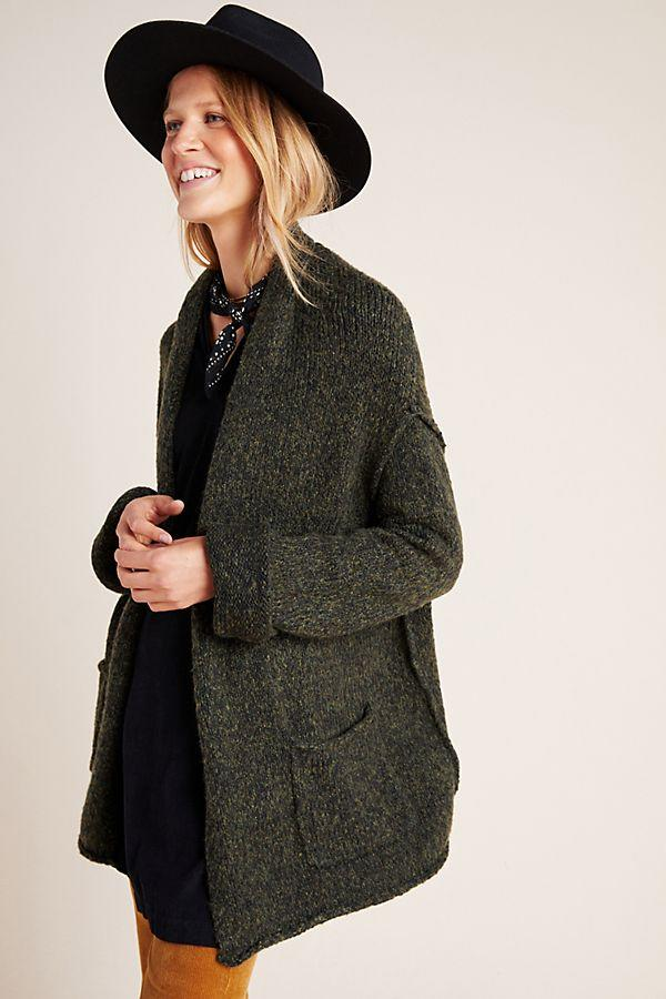 Josie Cardigan. Image via Anthropologie.