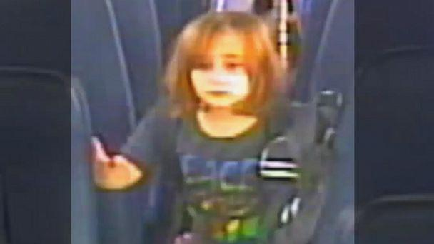 PHOTO: Missing 6-year-old Faye Swetnik is seen in this video released by the city of Cayce as she got off her school bus Feb. 10, 2020. (City of Cayce)