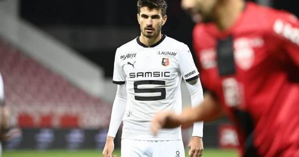Foot - L1 - Rennes - Martin Terrier (Rennes) : « On ne va pas cracher sur un point »