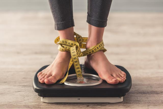 Eating disorders landed 19,040 people in an English hospital in 2018/19. [Photo: Getty]