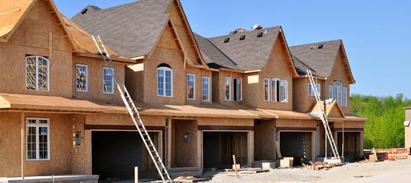 As Mortgage Rates Dive, Home Construction Soars