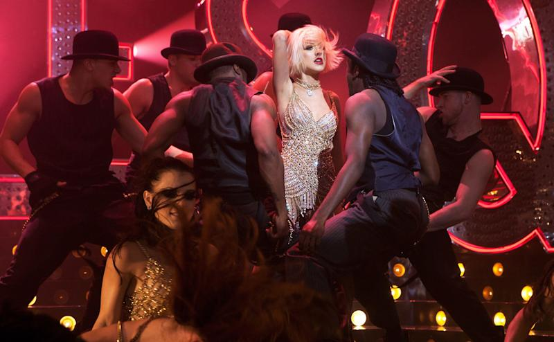 'Burlesque' starts off as a camp musical, but takes a downward turn towards the end, and winds up being more about planning permission and property law, than sequins and feather boas. Despite the confusing turn of events in the film's latter half, Xtina's co-star, Cher, is flawless throughout. But you could probably assume that for yourself.