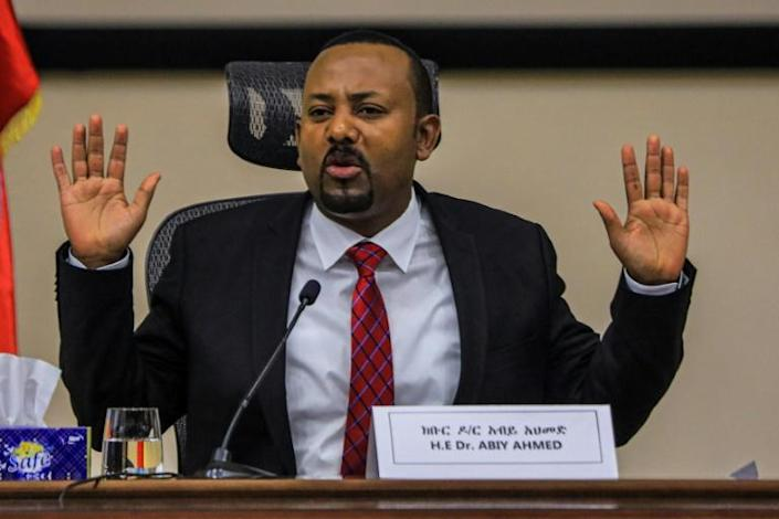 Ethiopian Prime Minister Abiy Ahmed has resisted calls for mediation in the conflict