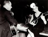 "<p>After Audrey Hepburn performed his song ""Moon River"" in <em>Breakfast at Tiffany's</em>, Henry Mancini won the 1962 Grammy for Record of the Year. The song went on to become a popular choice for bands to play during wedding processionals. </p>"