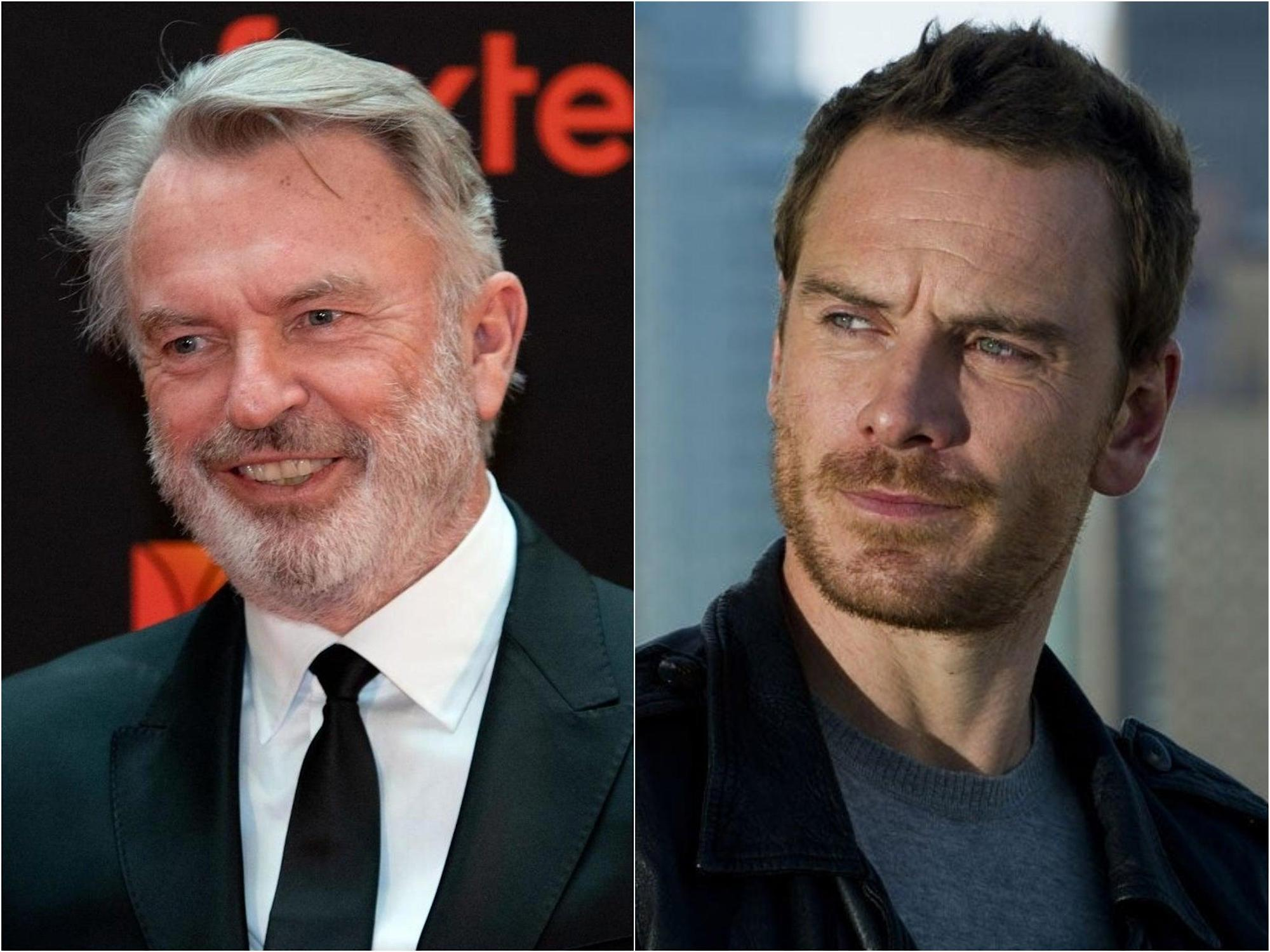 Sam Neill says Michael Fassbender 'took offence' at having a rooster named after him: 'Not everyone is happy to be named after a…'