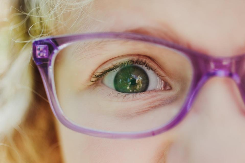 """<p>Overall, the management of digital eye strain should include a holistic approach that employs multiple strategies, from regular eye breaks and outdoor play to the management of dry eyes and attention paid to potential warning signs of eye issues. </p> <p>""""Sometimes children may not be aware and won't complain if their vision isn't normal,"""" Edmonds said. """"Red flags may include squinting while reading or watching TV or discomfort or dizziness while watching 3D movies."""" </p> <p>To Edmonds, this holistic approach can include blue-light-blocking technology, like add-on screen protectors and even glasses. Of course, Patel and the AAO make it clear this is merely to offer that placebo effect. If you'll feel better having your child wear blue-light-blocking glasses during their third hour of onscreen school, those brightly colored frames won't hurt them. But, Patel emphatically reminded, there is no proof that they help.</p>"""