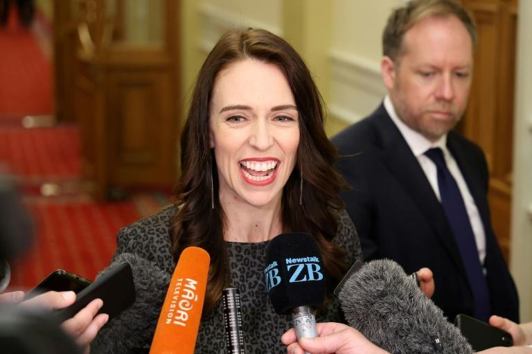New Zealand Prime Minister Jacinda Ardern (pictured on October 20, 2020) said offering two ministerial positions to the Greens would help move forward on their shared goals