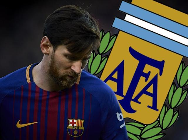 Lionel Messi ready to retire from international football if Argentina fail to win 2018 World Cup in Russia