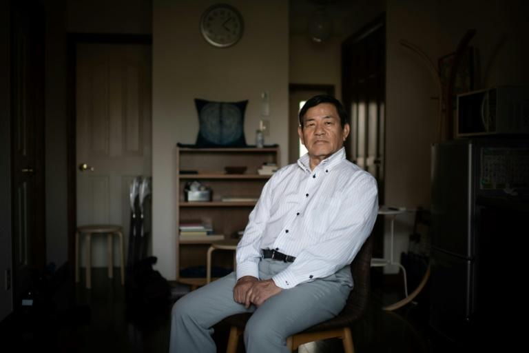 Former prison guard Toshio Sakamoto witnessed executions and described the job as unbearable