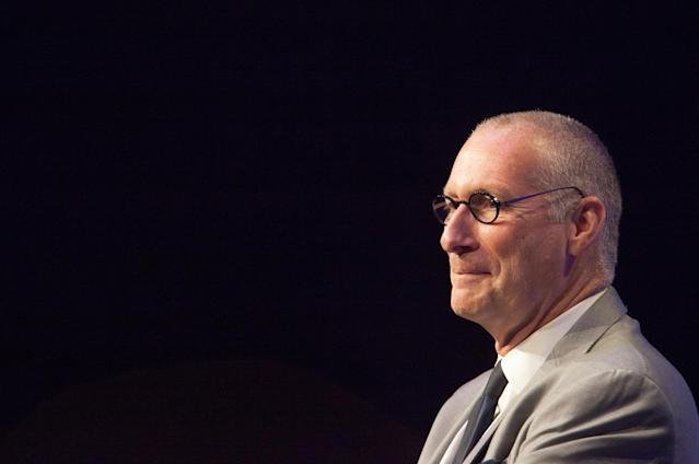 John Skipper has served as president of ESPN since 2012. (Reuters)