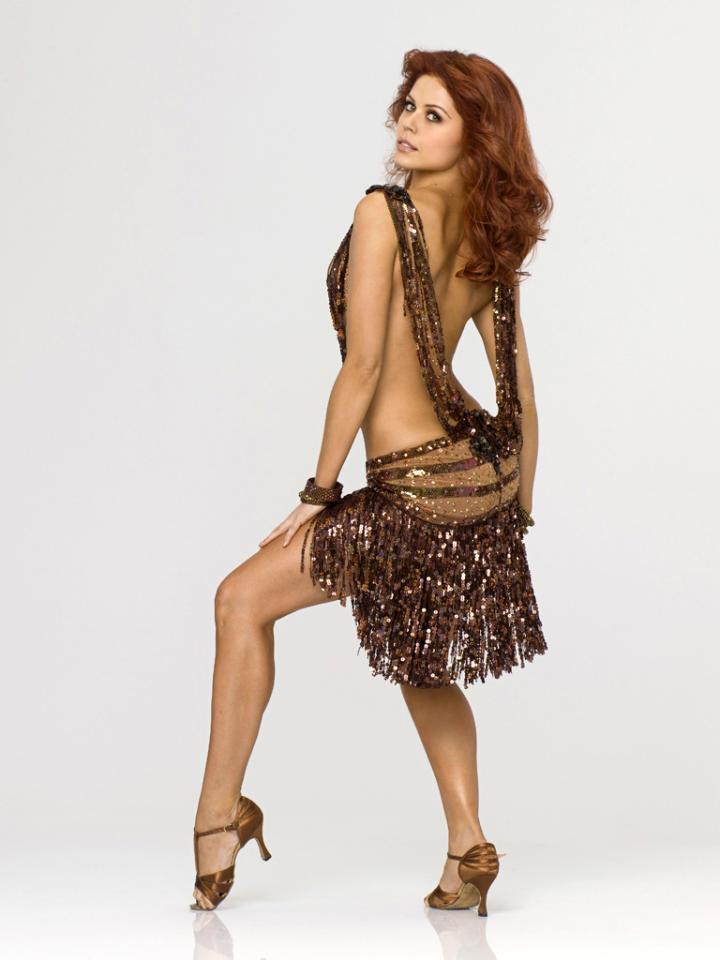 """Anna Trebunskaya, who returns for her 9th season, competes on Season 14 of """"<a href=""""http://tv.yahoo.com/dancing-with-the-stars/show/38356"""">Dancing With the Stars</a>."""""""