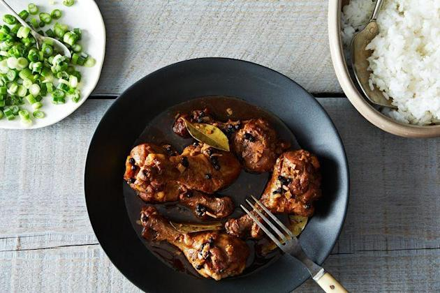 Chicken Adobo with Rice on Food52