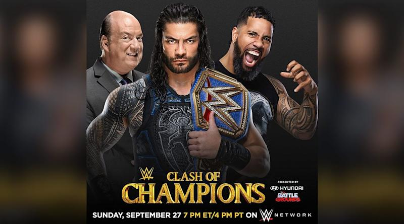 WWE Clash of Champions Sept 27, 2020 Live Streaming, Preview & Match Card: Roman Reigns vs Jey Uso, Drew McIntyre vs Randy Orton & Other Matches to Watch Out For