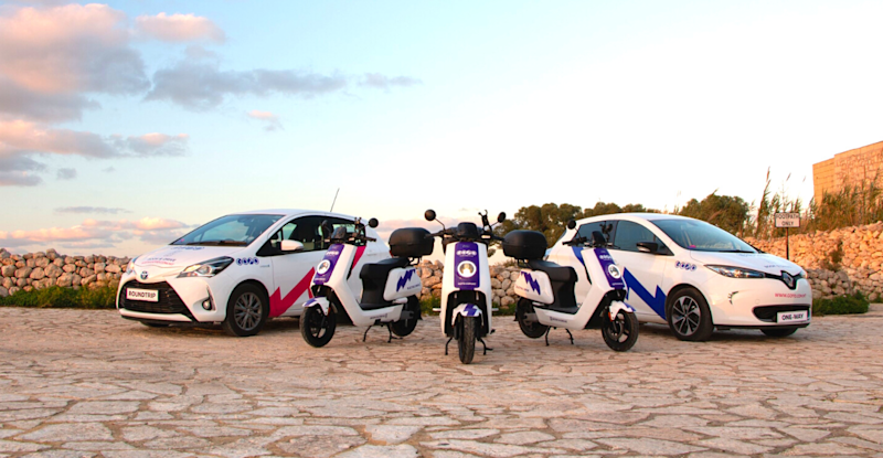 GoTo Global mobility scooters israel