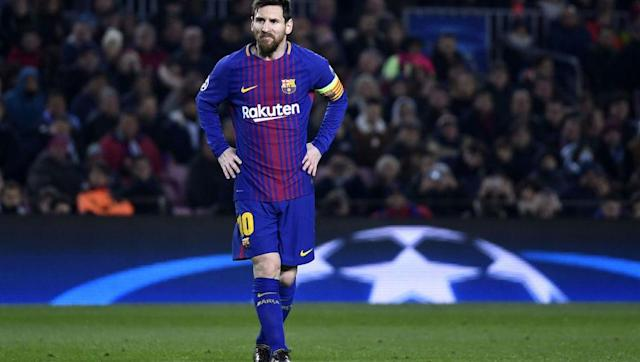 <p><strong>Brand: Adidas</strong></p> <p><strong>Worth: £2.5m a year</strong></p> <br><p>Surprisingly very low down on the list considering he is arguably the greatest footballer of all time, Lionel Messi will have to make do with his bumper new contract he recently signed with Barcelona.</p>
