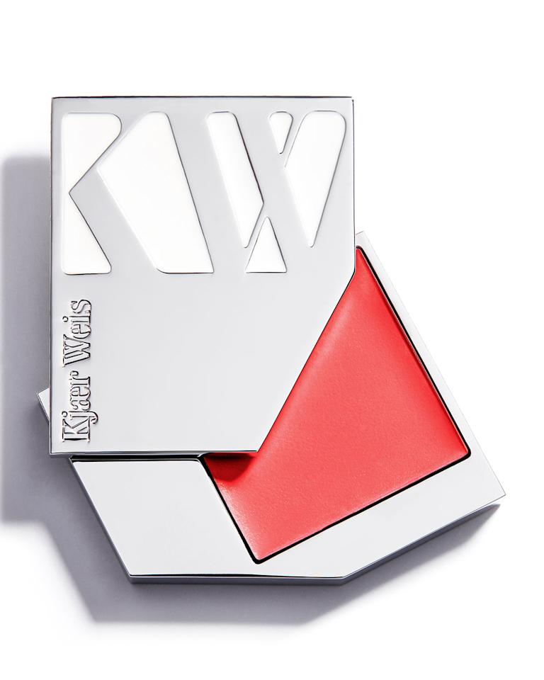 "<p><strong>Kjaer Weis</strong></p><p>neimanmarcus.com</p><p><strong>$56.00</strong></p><p><a href=""https://go.redirectingat.com?id=74968X1596630&url=https%3A%2F%2Fwww.neimanmarcus.com%2Fp%2Fkjaer-weis-cream-blush-makeup-compact-prod213730323&sref=http%3A%2F%2Fwww.harpersbazaar.com%2Fbeauty%2Fmakeup%2Fg28399624%2Forganic-natural-makeup-brands%2F"" target=""_blank"">Shop Now</a></p><p>Known as the Rolls-Royce of clean beauty, Kjaer Weis (pronounced Kaia Vice) is leading the movement with high-performing, luxury makeup that is both certified organic and sustainable.</p><p>Founded by Danish-born makeup artist Kirsten Kjaer Weis, the refillable metal compacts boast a minimalist Scandinavian aesthetic for even the most design-conscious among us, with each ingredient carefully considered for its ability to work with the skin, not against it. Made in Italy, Kjaer Weis products are Certified Natural or Certified Organic by the <a href=""http://www.ccpb.it/en/"" target=""_blank"">Controllo e Certificazione Prodotti Biologici</a>.</p><p>""Kirsten wants her products to sit in your vanity like a fine piece of jewelry you can hang on to forever,"" says clean makeup artist <a href=""https://www.instagram.com/rose.and.rouge/?hl=en"" target=""_blank"">Sarah Rose</a>. ""Every single product is just as efficacious as you would find in the conventional world. The performance is there, and beyond that, the packaging is as sustainable as it gets."" </p><p>Available in seven colors, the Cream Blush Makeup Compact gives you a flawlessly natural glow thanks to its superior blending capability. The best news: Refills are half the price of the original compact.</p><p><strong>V, O, S</strong></p>"