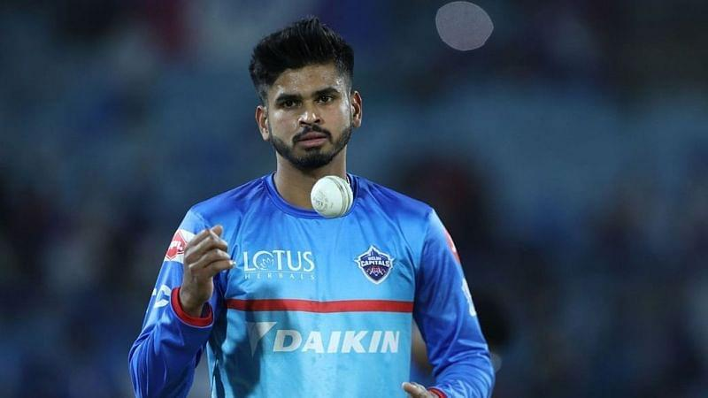 Shreyas Iyer has thrown his wicket away in the last couple of games