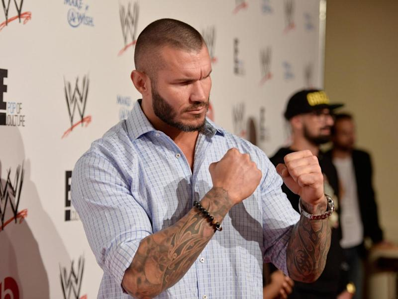 Randy Orton is a contender for the main event (Getty)