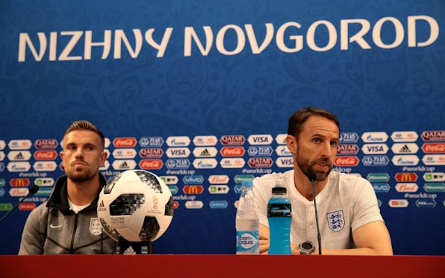 "The first rule of any press conference is that the last question is often the most dangerous and, boy, was England manager Gareth Southgate served up a curveball in front of a room full of reporters and broadcasters. A victory over Panama may lead England through the group stages of the World Cup, but it will not definitively tell us whether or not he is developing into a top-class manager. Hopefully, sterner tests later in the tournament will provide a better guide. But, ahead of the Panama clash, we were given another reminder that Southgate is already a world-class diplomat and ambassador for his country. ""We have a phrase in China that we use for England called 'happy football',"" said a Chinese reporter. ""But I am afraid it is not positive. It is used because England's mistakes are often hilarious and ridiculous, Sterling in particular. Are your players anxious?"" The room erupted and Southgate could not help but laugh along as he considered his reply before sailing over the kind of hurdle that would have tripped up many of his predecessors. How England can get the job done against physical Panama ""I think, in your description of 'happy football', I'm one of the most guilty people of a 'happy football' experience,"" said Southgate, referencing his Euro 96 penalty shoot-out miss. ""We have decades of those incidents. ""But history is not the important thing for this team. They have an opportunity to create their own history. They should be excited about that. They're a young team who will get better and better. I enjoy working with all of them and I'm intrigued to find out how far they can go and how well they can play. I hope we give you a different sort of 'happy football' over the next few weeks."" It was game, set and match Southgate, who had also navigated his way through more questions on his assistant Steve Holland accidentally leaking team plans during the week. Southgate, who is not wearing a sling despite dislocating his shoulder after falling over on a run, even took the unprecedented step of apologising to members of the press who had come under fire for reporting the story. Russia World Cup in pictures: Best photos of teams, games and players But there was a more important point in Southgate's handling of the situation, which had highlighted the effects a tournament environment and cabin fever can have on mindsets. He said: ""It's a bonkers environment, isn't it? It's a real danger for us as a team that I've got to make sure we keep getting the lads out of the hotel, get their time with their families, get some broader perspective on things because we could get insular and defensive. ""The danger is you lose that bit of life perspective. At your club you go home to your family and cuddle your kids, and you miss all of those other bits as I am sure you guys [the press] do as well. ""So, I've got to keep getting people out in the fresh air and down to the less dangerous parts of the beach, where you can't hurt yourself, and just keep it an environment where we're relaxed and having fun because I think the players are responding well to that."" How England got their tactics right against Tunisia, thanks to Jordan Henderson England will have just over 2,000 supporters inside the Nizhny Novgorod stadium on Sunday, with many fans opting not to travel to Russia because of political tensions and security fears. The tournament has so far run smoothly and Southgate said: ""There has obviously been a lot going on away from football in the lead up, but we can only speak of our own experiences. ""I was here for the Confederations Cup last year and it was a brilliant event. Everything from training grounds to travel to stadia has been brilliant. It's quite expensive for our fans to follow and there are internal flights here. We're appreciative of the supporters who have come to support us. The vocal support of our fans the other night against Tunisia was brilliant and gave us a huge lift. ""We have more numbers on Sunday, and even more in Kaliningrad [for the final group game against Belgium]. That's always a huge lift. We're desperate to repay them with a performance like the one we gave the other night."" Chinese football fans might have to rethink the meaning of 'happy football' if Southgate can show his managerial ability matches his diplomacy. He is certainly more Panama than tin hat. World Cup 2018 