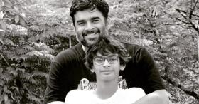 R Madhavan's son Vedaant wins Silver medal at Asian Age Group Swimming Championship