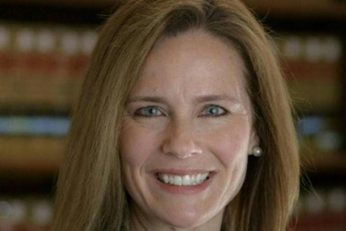 Amy Coney Barrett, 48, is considered hostile to abortion rights -- a key issue for many Republicans