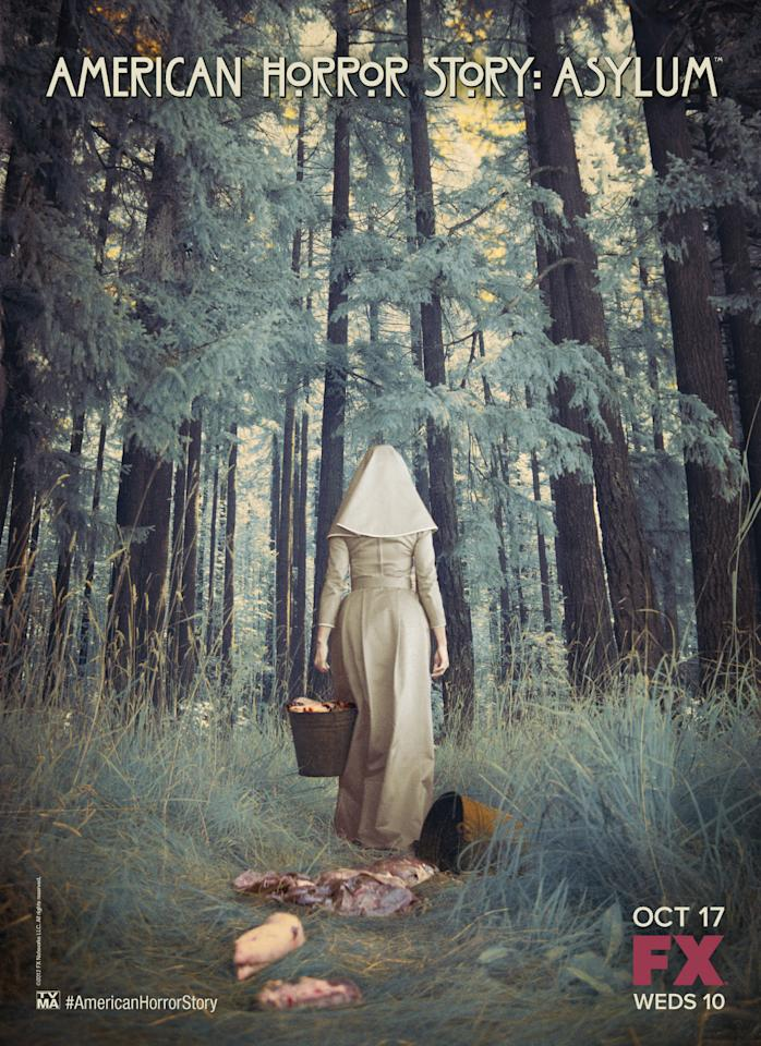A walk in the woods offers clues about the Asylum.