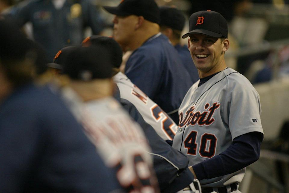 AJ Hinch was the 27th most valuable player on the 2003 Tigers, making a quick move into managing more likely.