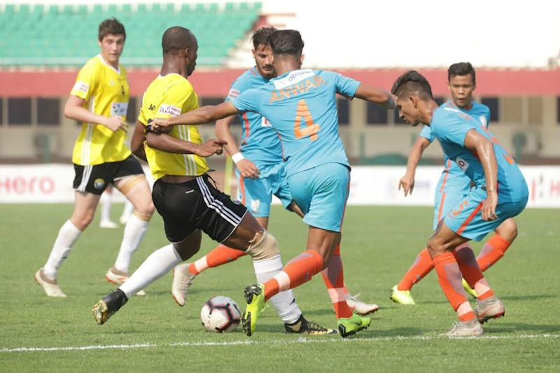 I-League 2019-20 Live Streaming: When and Where to Watch Indian Arrows vs Real Kashmir FC Telecast