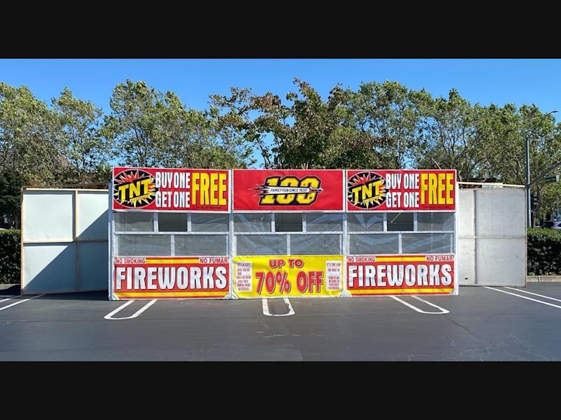 Dublin's annual Safe and Sane fireworks fundraiser benefits 13 area not-for-profit organizations.