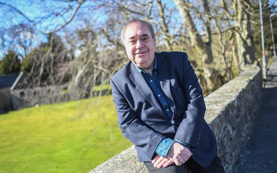 Alex Salmond is leading a new party - Peter Summers/Getty