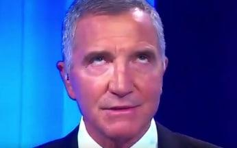 Graeme Souness was complaining about the style of English football teams - Getty Images