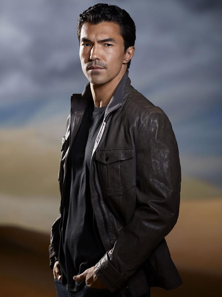 """Ian Anthony Dale stars as Simon Lee in """"The Event."""""""