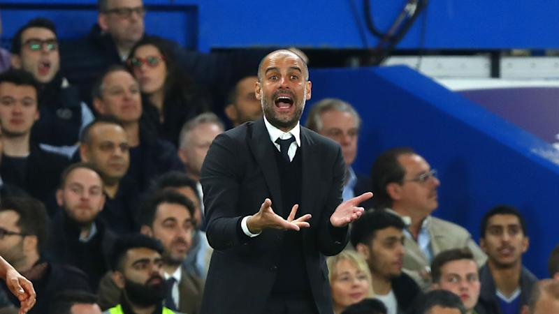 Guardiola closes book on Manchester City's Premier League hopes after Chelsea loss