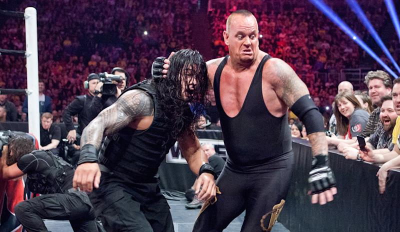 WWE News: Roman Reigns Expected To Lose At 'Fastlane' With Undertaker Return