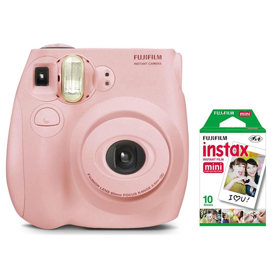 <p>This <span>Fujifilm Instax Mini 7S Instant Camera</span> ($59) is a top seller.</p>
