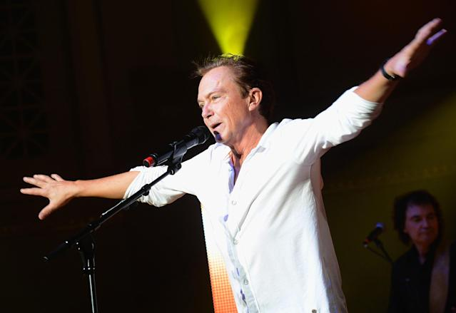 "<p>Teen heartthrob David Cassidy was best known for his role as Keith Partridge in ""The Partridge Family"" TV show. He died Nov. 21 of liver failure. He was 67.<br>(Photo: Getty Images) </p>"