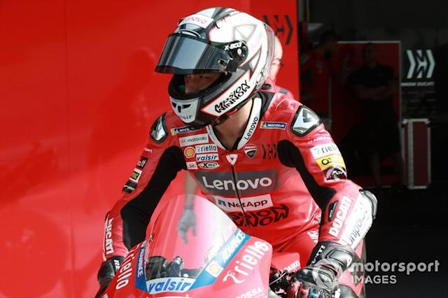 "Danilo Petrucci, Team Ducati <span class=""copyright"">Gold and Goose / Motorsport Images</span>"