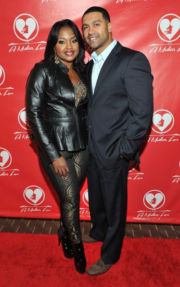 Phaedra Parks and Apollo Nida | Prince Williams/FilmMagic