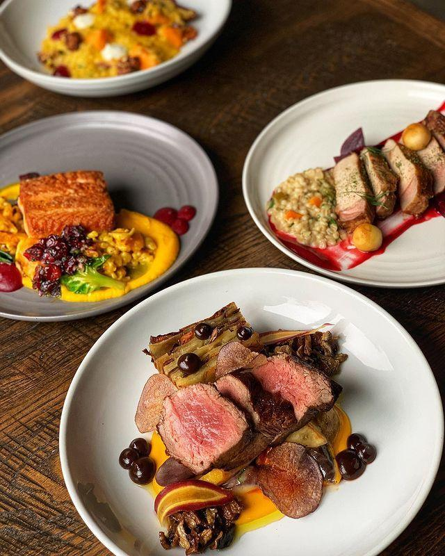 """<p>Found in Downtown Milford, Greenleaf opened its doors during the spring months of 2019. Since then, the award-winning, seasonally-inspired, farm-to-table restaurant has become a <a href=""""https://www.yelp.com/biz/greenleaf-milford?osq=greenleaf"""" rel=""""nofollow noopener"""" target=""""_blank"""" data-ylk=""""slk:go-to dining experience"""" class=""""link rapid-noclick-resp"""">go-to dining experience</a> for all. The menu includes savory small and large plates, decadent desserts, and both seasonal and year-round cocktail options.</p><p><a href=""""https://www.instagram.com/p/CIG-YXEAmbq/"""" rel=""""nofollow noopener"""" target=""""_blank"""" data-ylk=""""slk:See the original post on Instagram"""" class=""""link rapid-noclick-resp"""">See the original post on Instagram</a></p>"""