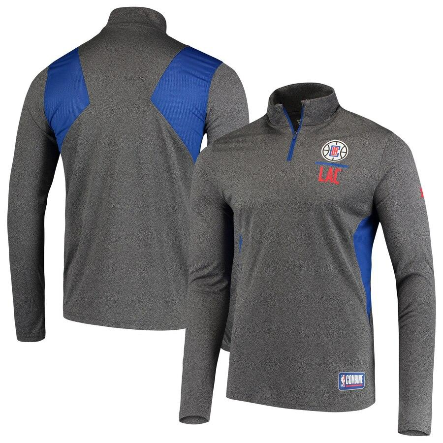 Clippers Under Armour Quarter-Zip Jacket