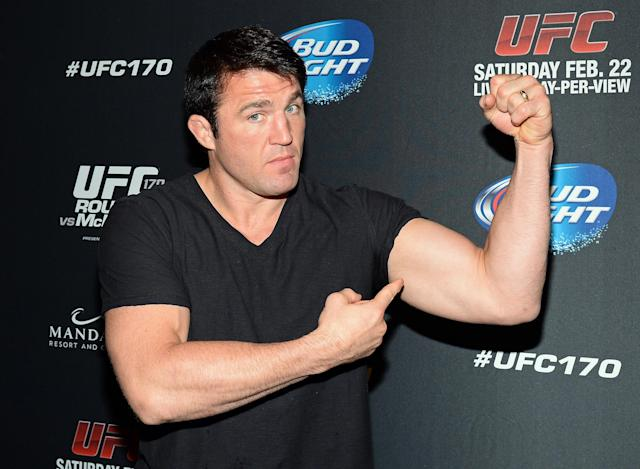 Chael Sonnen suspended two years in bizarre disciplinary hearing