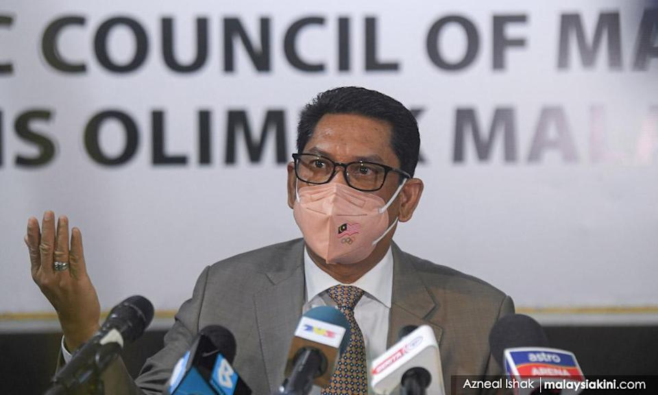 Faizal apologises over miscommunication on reopening of gyms