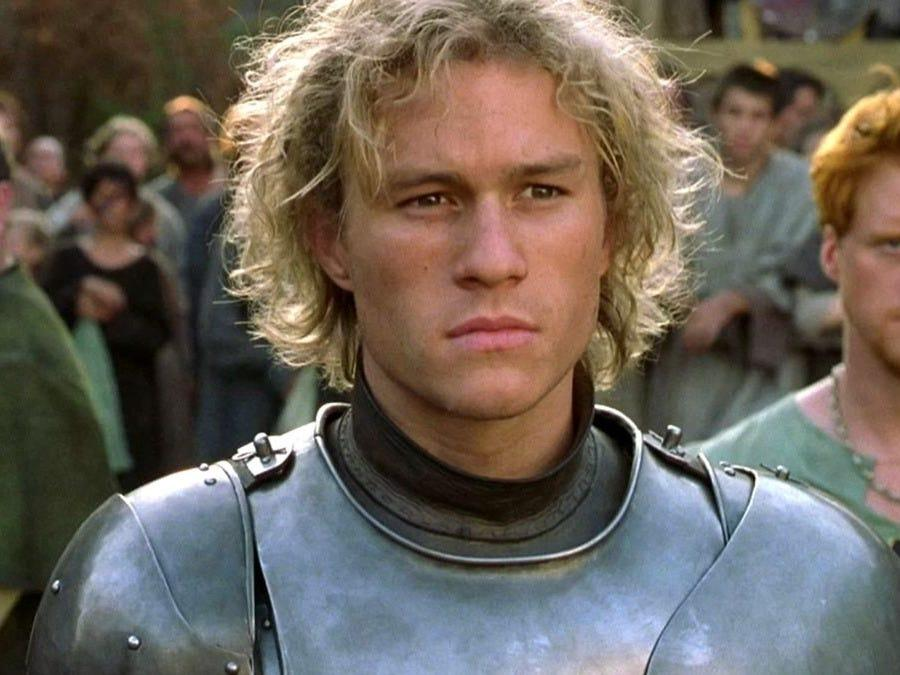 a knights tale sony