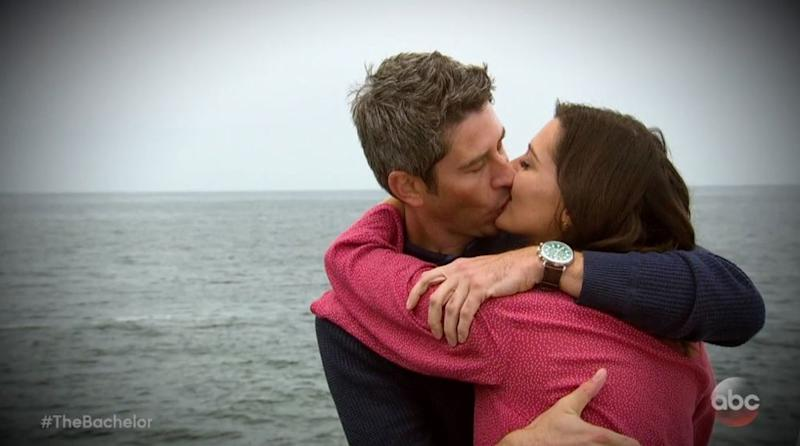 Arie Luyendyk Jr. and Becca Kufrin
