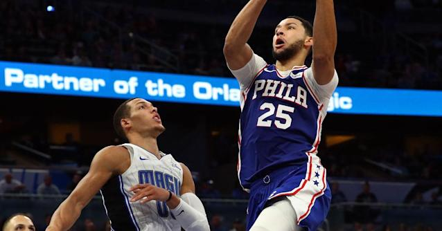 Five Figures: Sixers can't find reliable offense against Magic