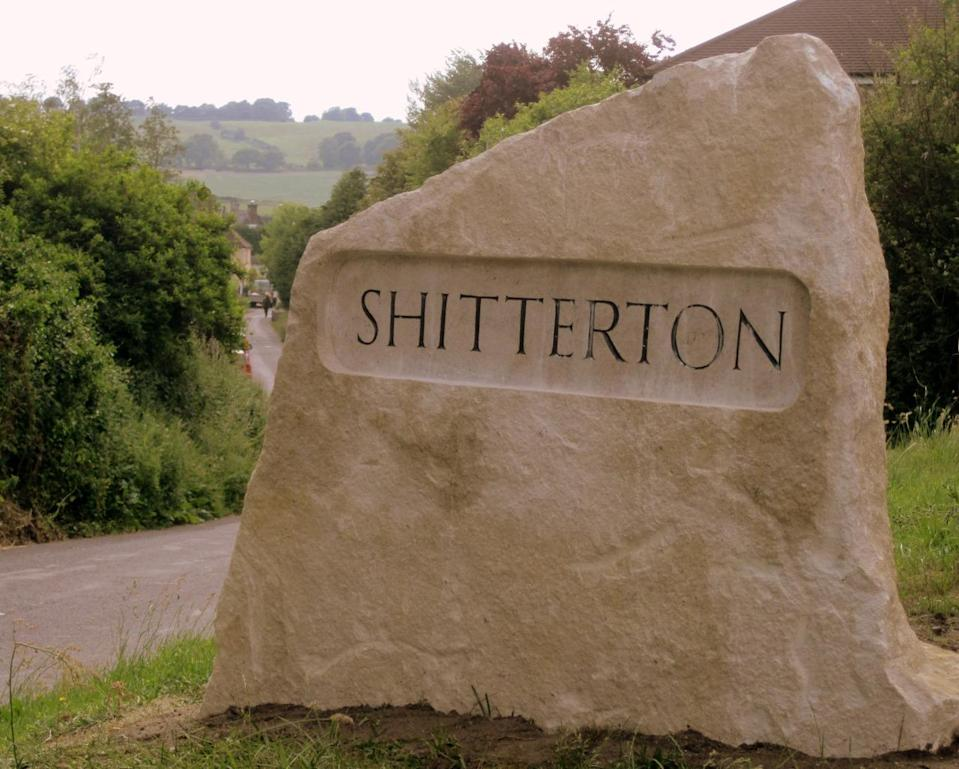 <p>We do feel a bit sorry for anyone who lives in Shitterton, Dorset. </p>
