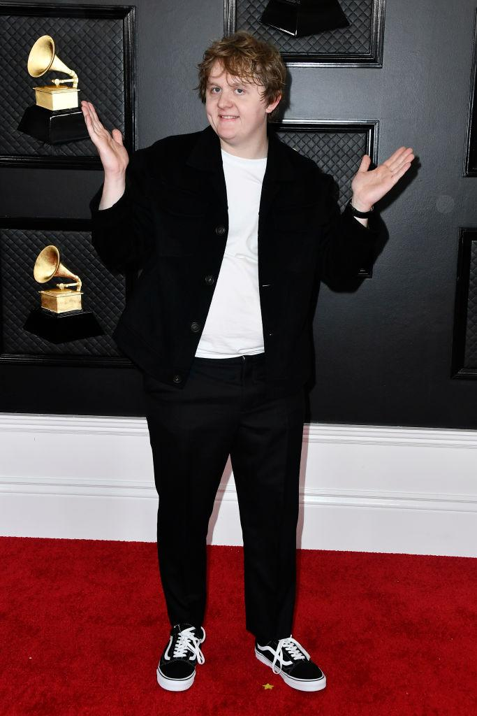 """Lewis Capaldi's song """"Someone You Loved"""" was nominated for Song of the Year at the Grammys. (Photo: Frazer Harrison/Getty Images for The Recording Academy)"""