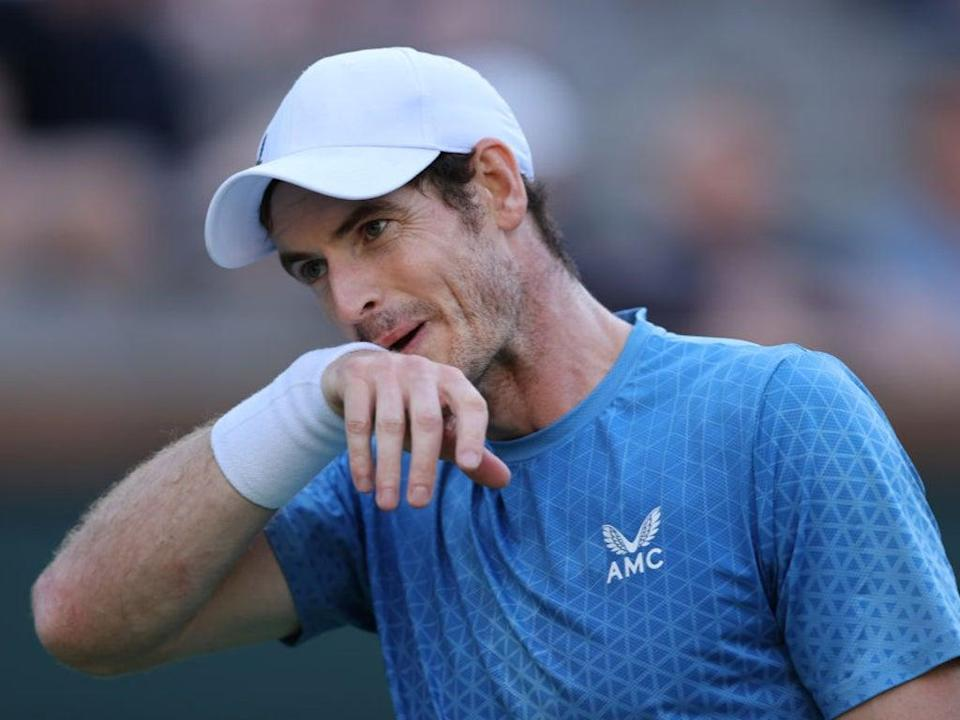 Murray has confirmed he will not take part in the Davis Cup (Getty Images)
