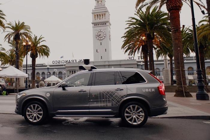 Uber under pressure to sell self-driving car unit